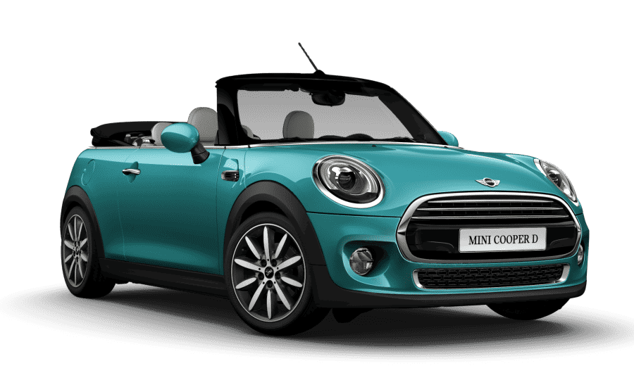 thrifty location voiture guadeloupe Mini Cooper